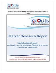 Data Broker Global Data Broker Market Size Status And Forecast 2018 2025 By