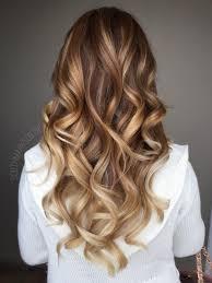 How To Warm Bronde Balayage Hairstyles Gekleurd Haar Haar En