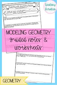 Go formative answer key hack. Modeling With Geometry Notes And Worksheets High School Geometry Notes Geometry Notes Teaching Expressions