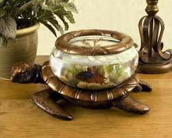 office pet ideas. Aquarium Tank Turtle Pet Fish Glass Bowl Goldfish Child Living Room Office Water | EBay Ideas I