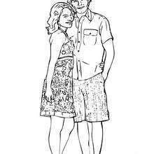 Small Picture Hsm troy coloring pages Hellokidscom