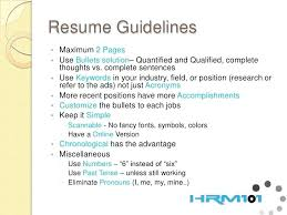 resume guidelines download resume guidelines resume writing tips font size