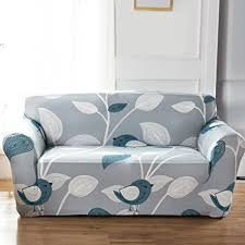 forcheer loveseat covers polyester elastic sofa cover slipcovers for loveseat stretch furniture protector couch covers
