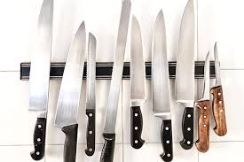 What are your favorite tips and tricks for storing knives?