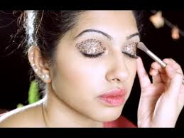 how to do leopard eyeshadow makeup in hindi eye indian indian bridal