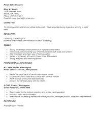 Sales Associate Job Description Resume New Retail Sales Associate Job Description Resume Sample Examples For