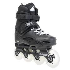 Rollerblade RB80 DA Danny Aldridge PRO Skates - Black– Loco Skates