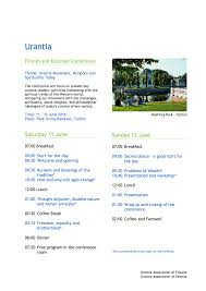 the finnish and n summer conference urantia association the finnish and n summer conference
