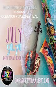 2019 Ocean City Jazz Festival Event Program By Ocean City