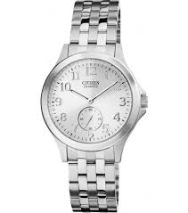 citizen mens silver eq9050 57a watch watchco com citizen quartz eq9050 57a silver womens