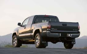 2010 Toyota Tacoma - Information and photos - ZombieDrive