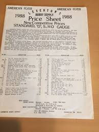 american flyer trains price catalogs instructions etc vintage vintage estate 2 american flyer trains price catalogs instructions etc vintage estate 2 cad 56 00 2 of 12