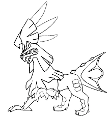 Legendary Pokemon Coloring Pages Legendary Coloring Pages Coloring
