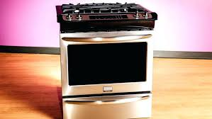 frigidaire self cleaning oven manual gallery