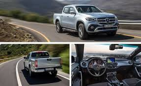 2018 Mercedes-Benz X-class Pickup First Drive | Review | Car and Driver