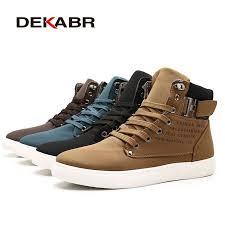 DEKABR 2019 Hot <b>Men Shoes</b> Fashion Warm Fur <b>Winter Men</b> Boots ...