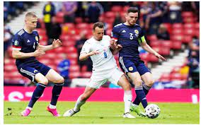 تقرير مباراة إنجلترا ضد اسكتلندا يورو 2020