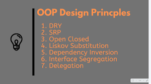 Pattern Oriented Design 10 Oop Design Principles You Can Learn In 2020