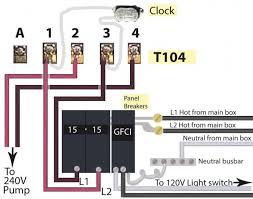 wiring diagram for t104 pool timer readingrat net Intermatic Pool Timer Wiring Diagram wiring diagram for t104 pool timer intermatic pool timer wiring diagram 120v