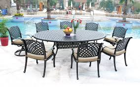 high in quality sophisticated in appearance and relatively low in cost cast aluminum outdoor furniture may be your ideal choice