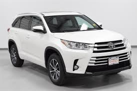New 2018 Toyota Highlander For Sale in Amarillo, TX | #19458