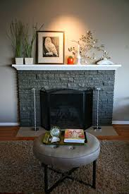 painted how we did mom dad s with fireplace brick a shade or two darker than