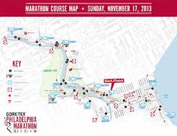 The 20th Annual Philadelphia Marathon Hits Town This Weekend