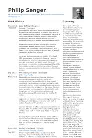 ... Innovation Design Ios Developer Resume 14 Application Developer Resume  Samples ...
