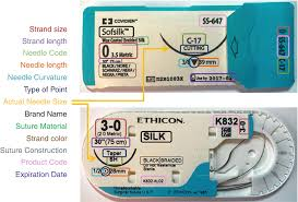 Fundamentals Of Sutures Needles Knot Tying And Suturing