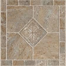 armstrong multi color bronze 12 in x 12 in residential l and stick