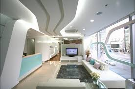 white office design. Clinic With Modern And White Office Design L
