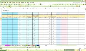Inventory And Sales Excel Template Operations Planning