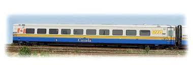 Passenger Cars Lrc Economy Class Via Rail