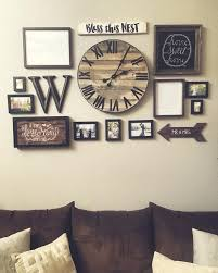 country style wall clocks inspiration of country dining room wall decor ideas with best country wall