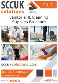 janitorial cleaning supplies brochure sccuk solutions click on the link to the latest cleaning products brochure 2017