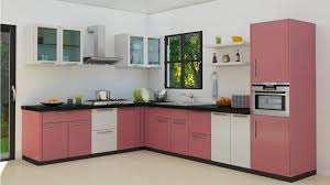 furniture kitchen design. Custom Furnish L Shaped Kitchen Furniture Design N