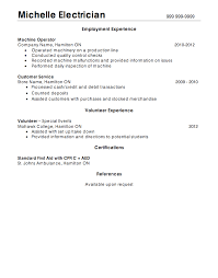 industrial electrician resume example 8 industrial electrician resume sample