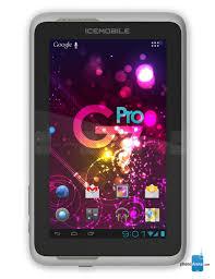 ICEMOBILE G7 Pro specs - PhoneArena