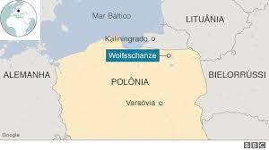 Polônia - Onde fica ?