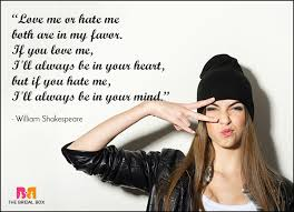 Love Me Or Hate Me Quotes Fascinating 48 Love Me Or Hate Me Quotes That SCREAM Attitude