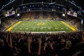 The Fargodome Is Home To The Ndsu Bison Football Team