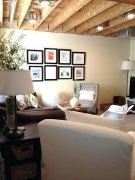 best basement lighting. Basement Lighting Ideas Design Apartment Best For Classy Open Ceiling .
