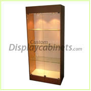 Free Standing Display Cabinets Freestanding Display Cabinets Custom Display Cabinets Display 15