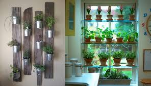Small Picture Simple Indoor Herb Garden Ideas To Cure The Winter And Design