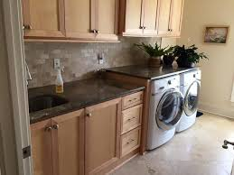 laundry rooms laundry room countertop 2018 prefab granite countertops