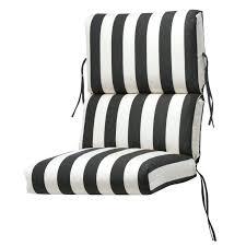 highback outdoor chair cushion outdoor chair cushions