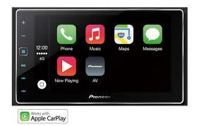 pioneer apple carplay. pioneer sph-da120 car stereo with apple carplay carplay halfords