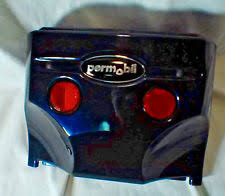 permobil mobility equipment permobil c300 power electric wheelchair rear battery cover