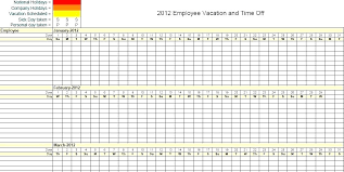 Team Calendar Template Annual Leave Calendar Template Planner Excel