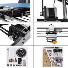 anycubic high accuracy prusa i3 3d printer diy kit with sd card heatedbed and filament printer 3d extruder desktop for south africa from